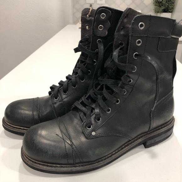 e84cb0535a7 DIESEL Men's Cassidy Boot